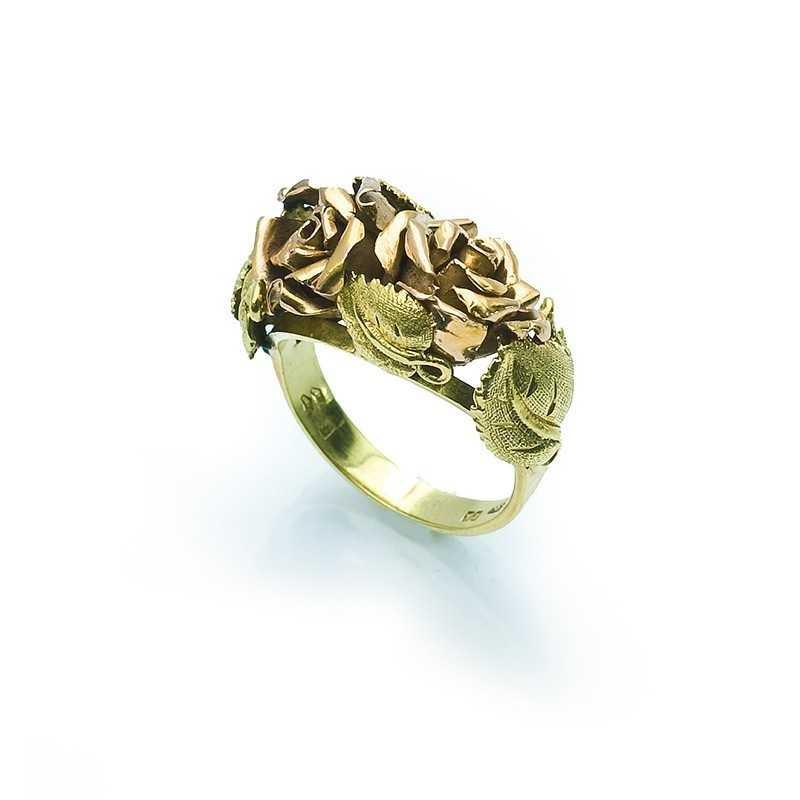 FoFo, die Juwelenbörse -  Ring | Gelb- und Rotgold