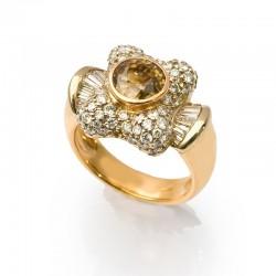 FoFo, München, Juwelenbörse, Schmuck, Zirkonring mit Diamanten