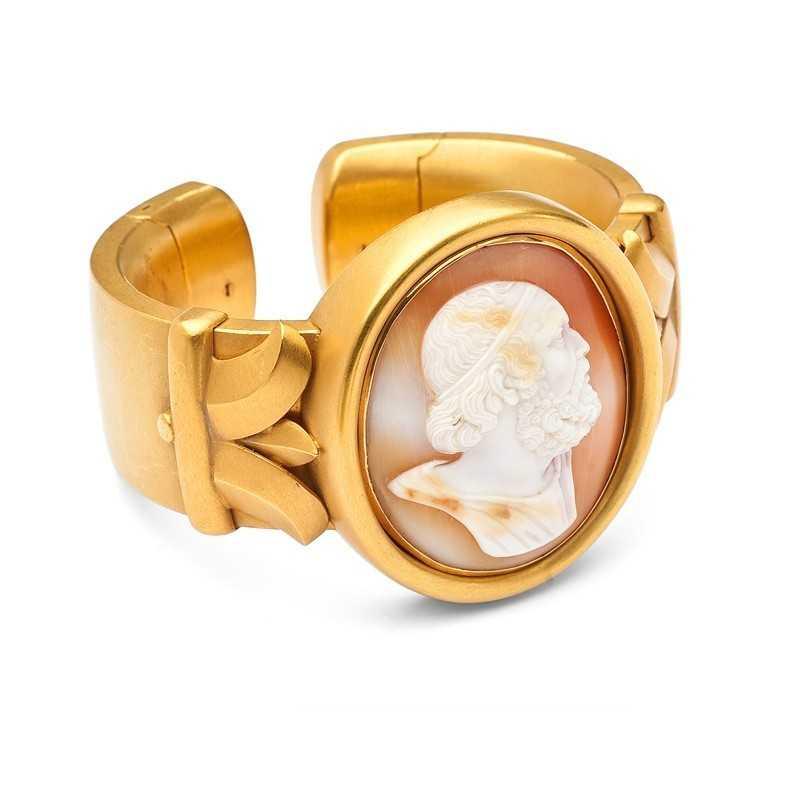 FoFo, die Juwelenbörse -  Sévigné-Armreif | 18 Karat Gelbgold | Gewicht: 182 Gramm