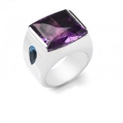 CADA Ring mit Amethyst