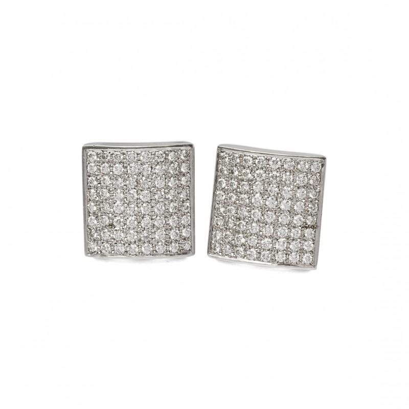 FoFo, die Juwelenbörse -  Clipstecker | 18 Karat Weißgold | Brillanten ca. 2.2 ct.