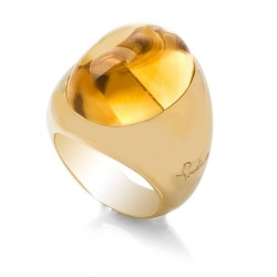 Pomellato Citrin Ring